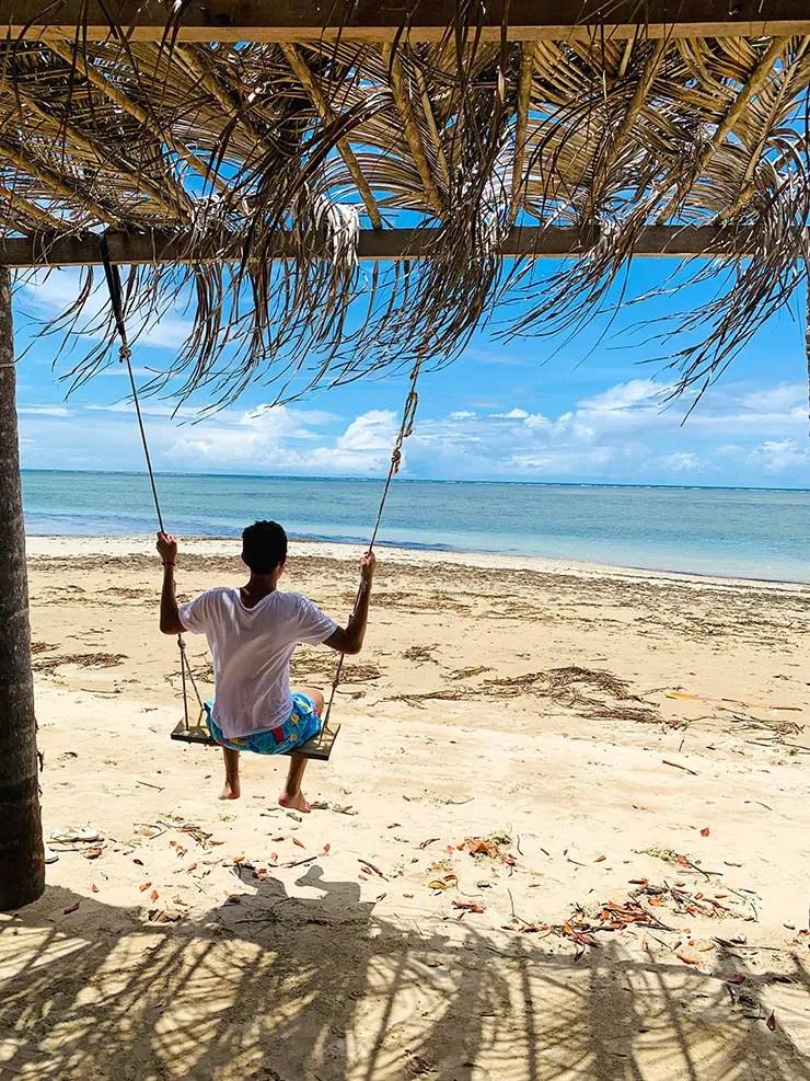 Bainema, em Boipeba, na Bahia (Foto: Esse Mundo é Nosso)