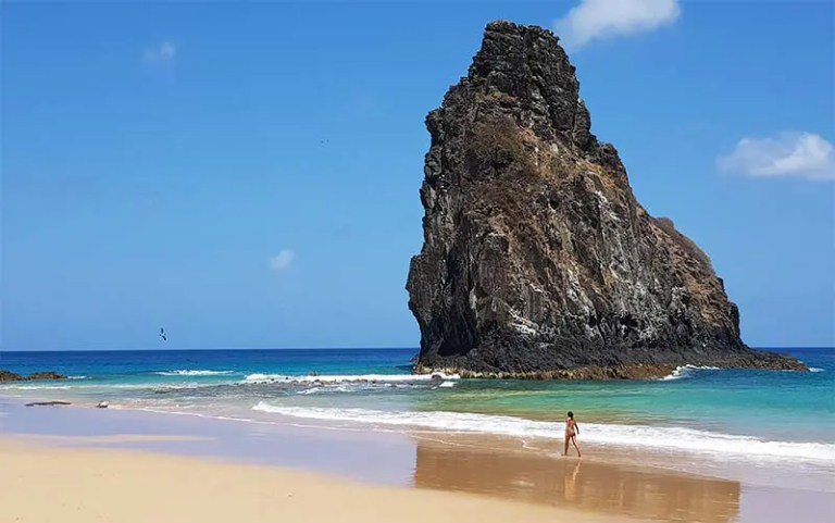 Praia Cacimba do Padre (Foto: Esse Mundo É Nosso)