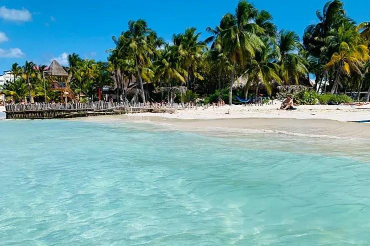 Quanto custa viajar pra Cancún e Playa del Carmen: Isla Mujeres (Foto: Esse Mundo é Nosso)