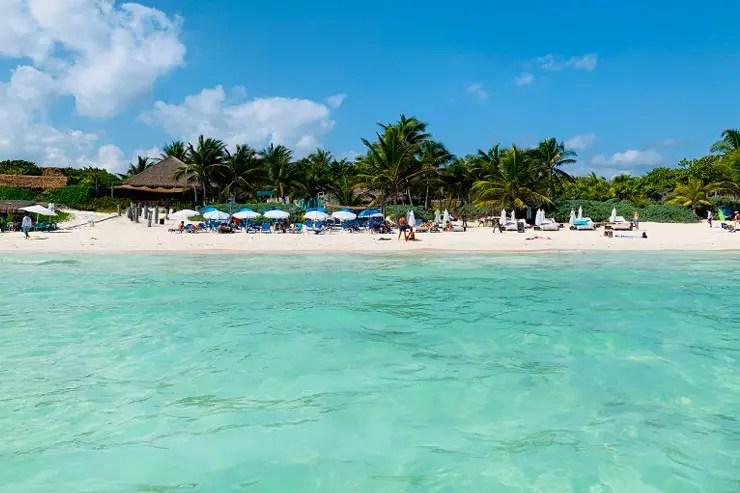 Playa Paraiso (Foto; Esse Mundo é Nosso)
