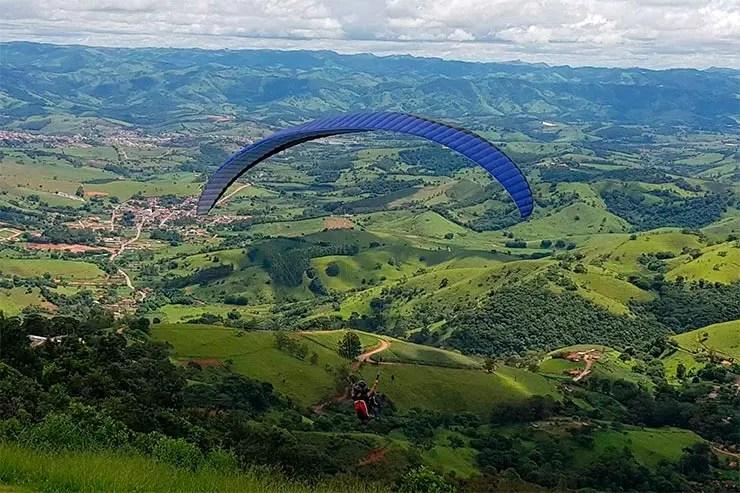 Gonçalves, em Minas Gerais (Foto: Reprodução/Site Oficial)