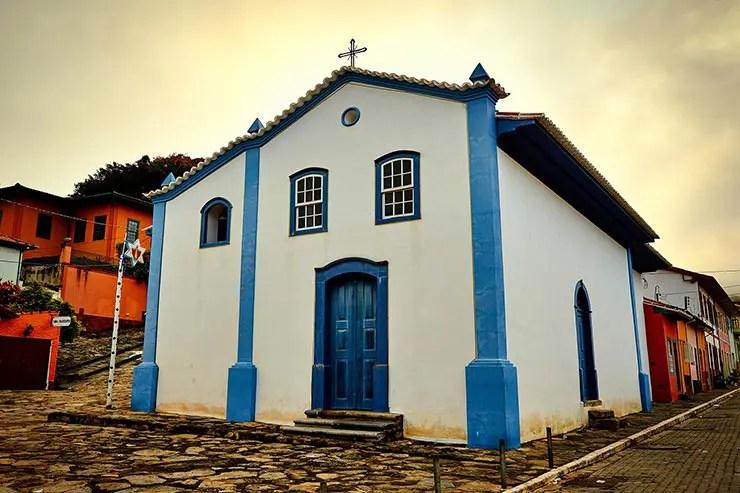 São Luiz do Paraitinga (Foto: Secretaria de Turismo de SP/Ken Chu - Expressão Studio)