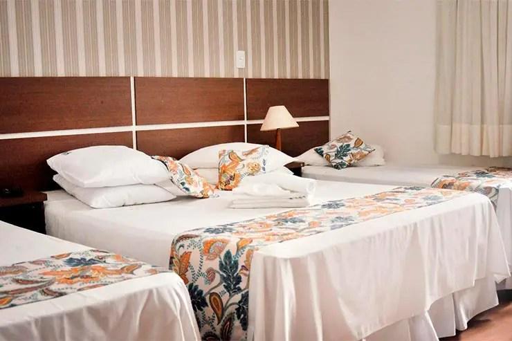 Hotéis e pousadas em Serra Negra: Vitoria Marchi (Foto: Reprodução/Booking)