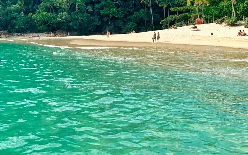 10 motivos para viajar pra Ilha Grande: Praia de Meros (Foto: Esse Mundo é Nosso)