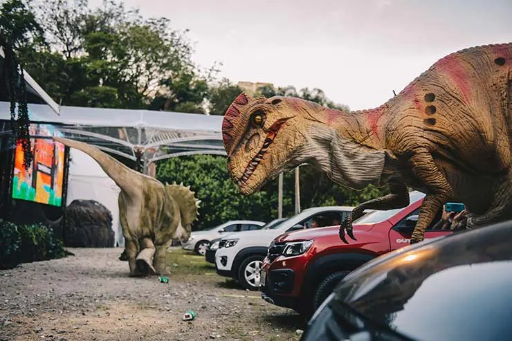 Jurassic Safari Experience em São Paulo