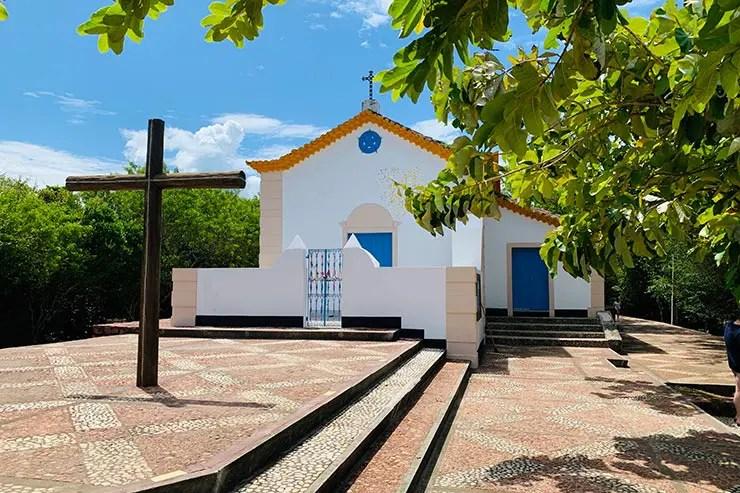 Igreja de Nossa Senhora de Guadalupe (Foto: Esse Mundo é Nosso)