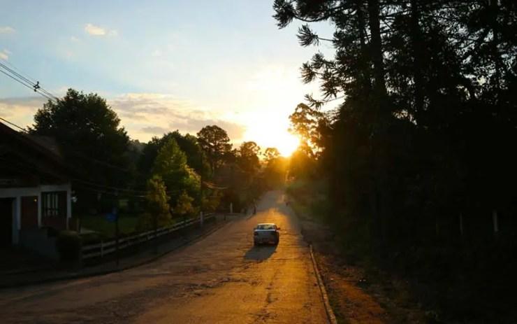 Como chegar em Monte Verde de carro