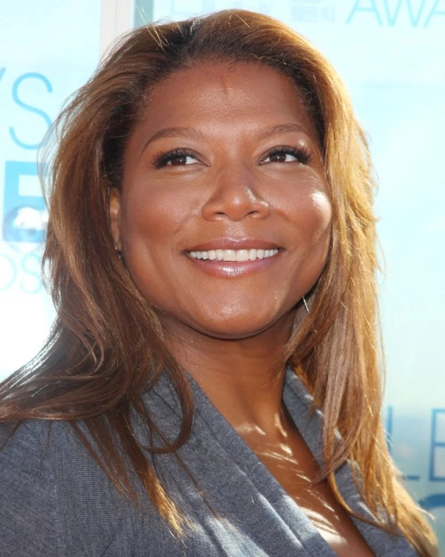 hairstyle file: queen latifah - essence