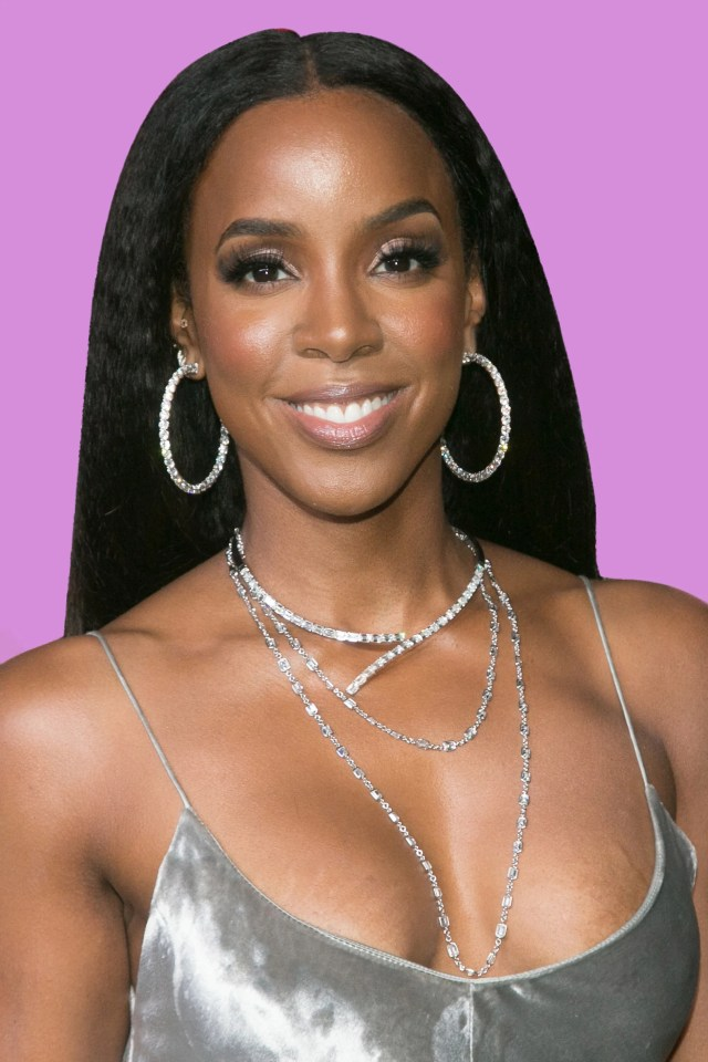 Kelly Rowland Reveals Her 3 Year Old Son Titan Is Helping To Shape New Album