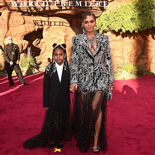 """Blue Ivy Carter Wins Her First NAACP Image Award For """"Brown Skin Girl"""""""