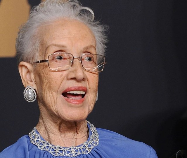 Nasa Mathematician Katherine Johnson Dies At