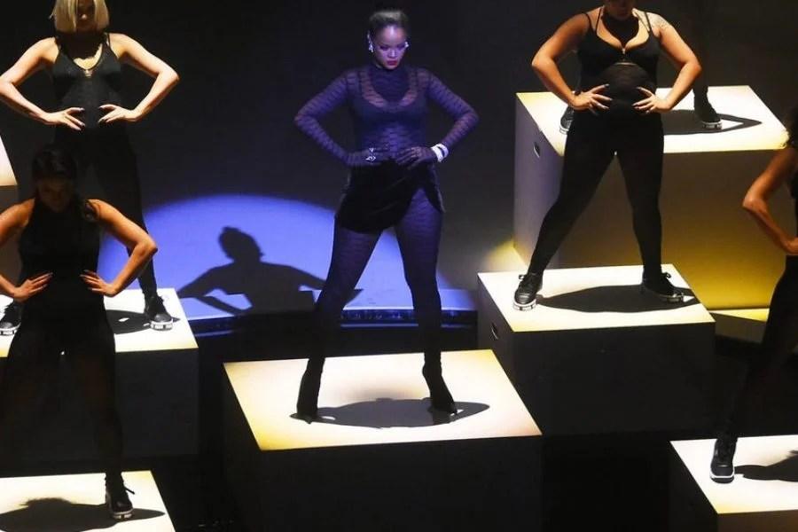 Rihanna Returns to Amazon Prime Video For Savage X Fenty Show Vol. 2 -  Flipboard