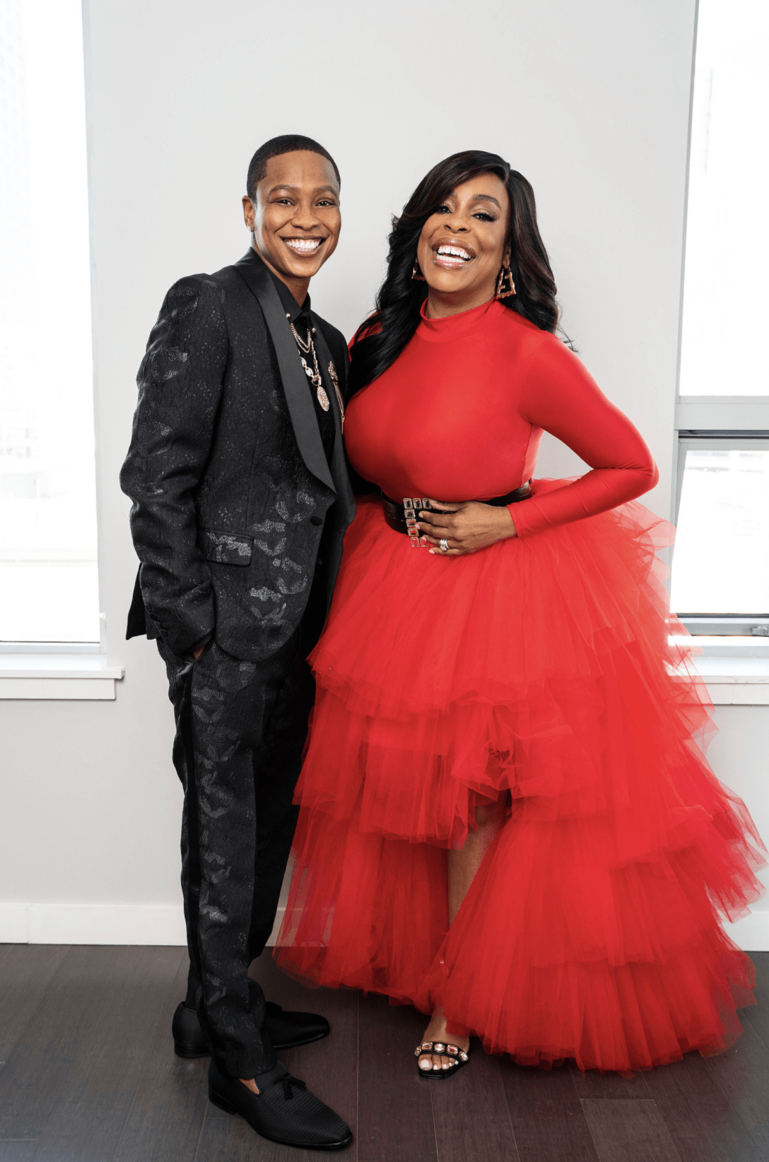 Actress Niecy Nash Reveals How She Fell In Love With Wife Jessica Betts