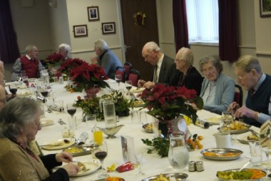 Essendine Village Hall - Essendine Luncheon Club 15