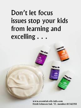 Young Living oil for focus