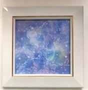 ヒーリングパステルアート天秤座の画像