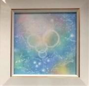 ヒーリングパステルアート蟹座の画像