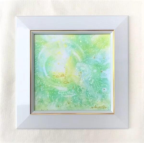 蟹座-ヒーリングパステルアートの画像