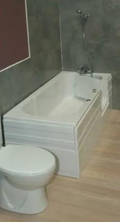 The Aventis Walk In Bath Detail
