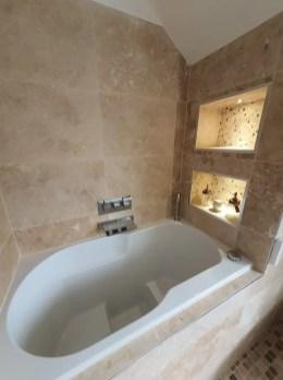 Josie Churcher's Chagoi bath - beautiful bath, beautiful bathroom