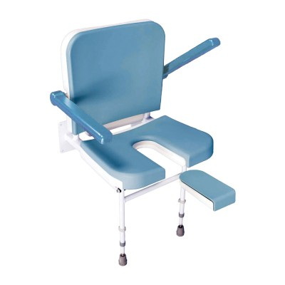 Neptune Duo Deluxe Shower Seat - Essential Bathing