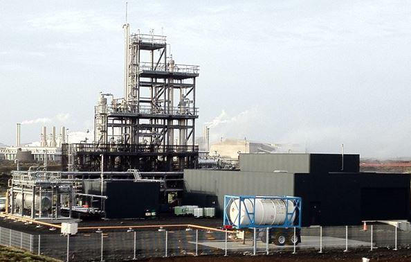 metanolo da rifiuti: un esempio di chimica verde