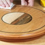 Wodworking Lazy Susan