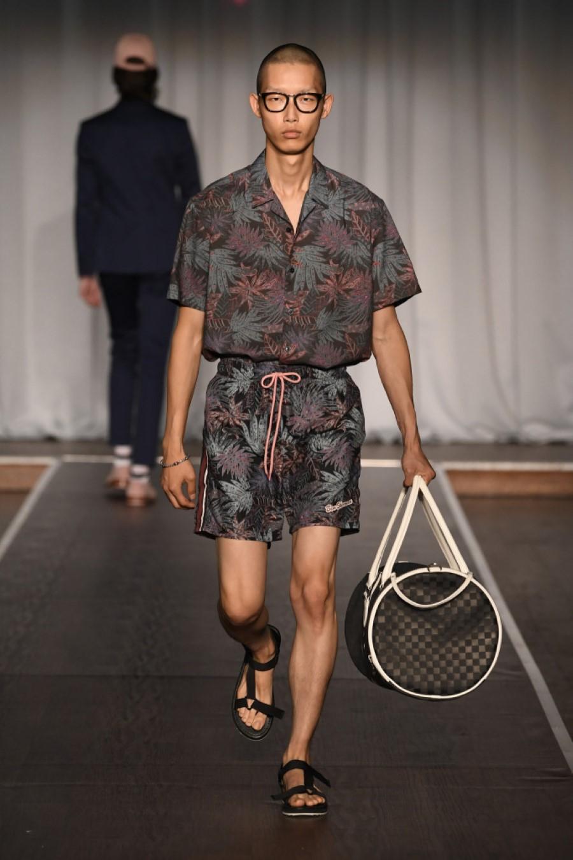 Ben Sherman Printempst 2019 London Fashion Week Mens