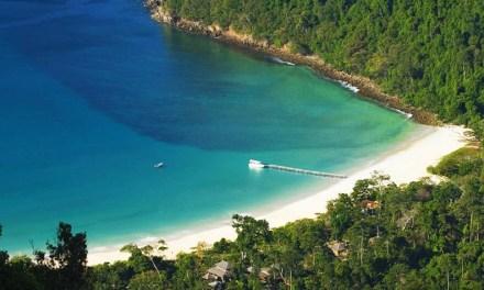 Enjoy the magic of Myanmar on secluded Macleod Island
