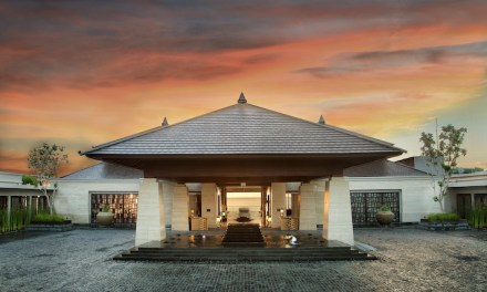 Luxury cliff-top resort ready to welcome guests