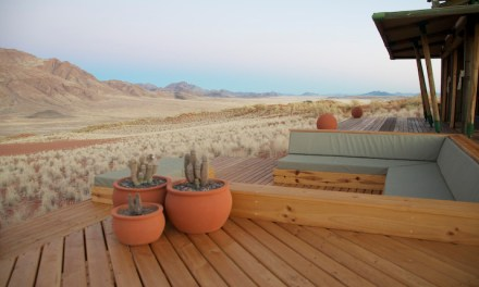 Home on the range in Namibia