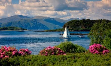 Five star private island spa getaway in Scotland