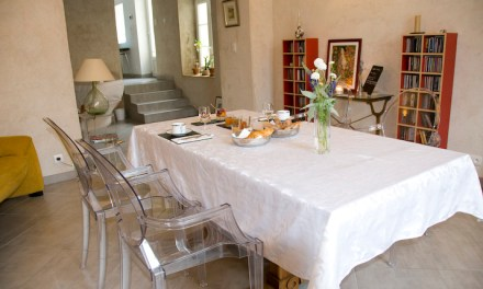 GUESTHOUSE REVIEW – LA CHAMBRE DES MOULINS, POITIERS