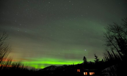 (Northern) Lights, camera, action in the Yukon