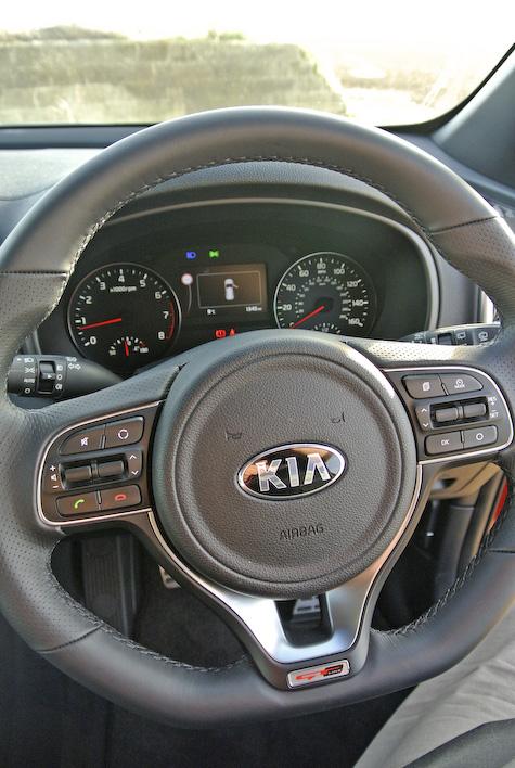 Kia Sportage GT 2