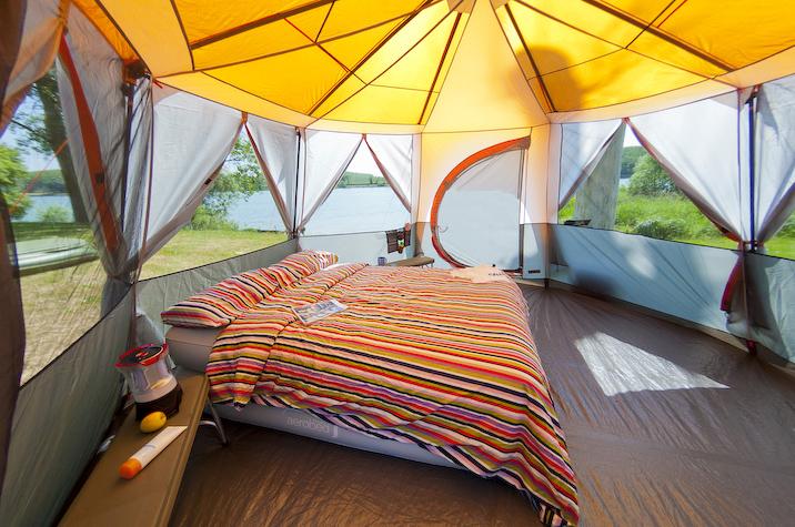 Coleman tent-2