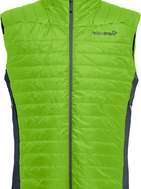 Norrøna teams with PrimaLoft to launch its lightest and most breathable vest to date