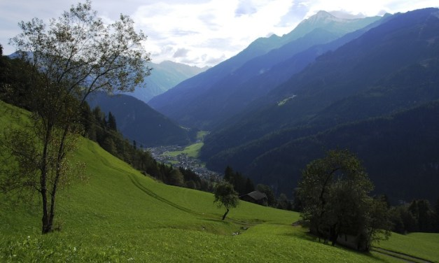 Let the cowbells ring out in Mayrhofen