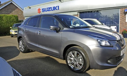 Suzuki Baleno, long-term, personal car – Month 1 of 42