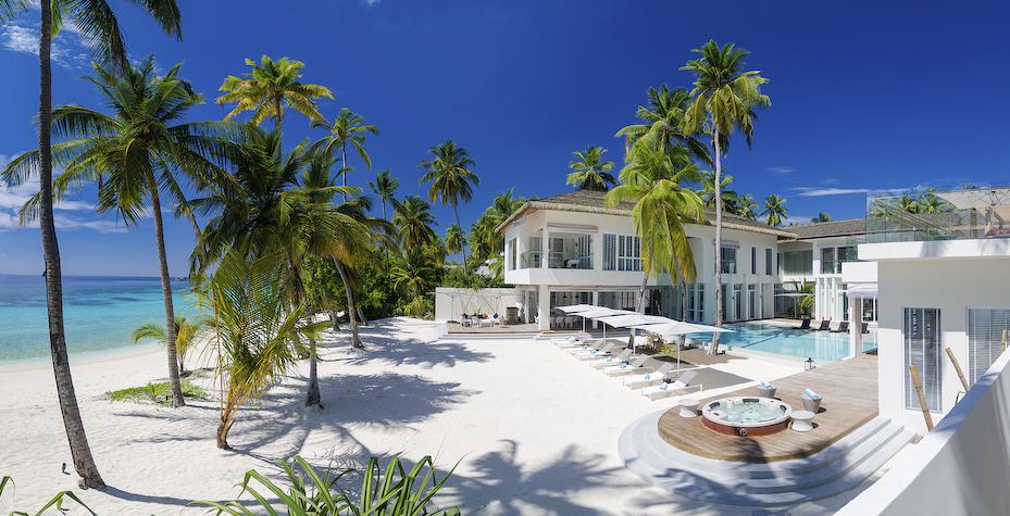Amilla Beach Villa