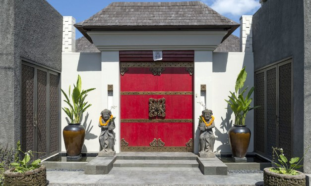 Seminyak setting for luxurious Des Indes Villas