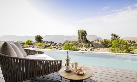 Experience new heights of luxury in Oman