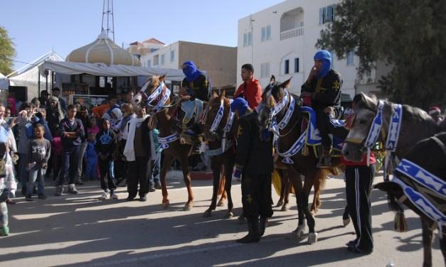 Destined for a date festival in Tunisia