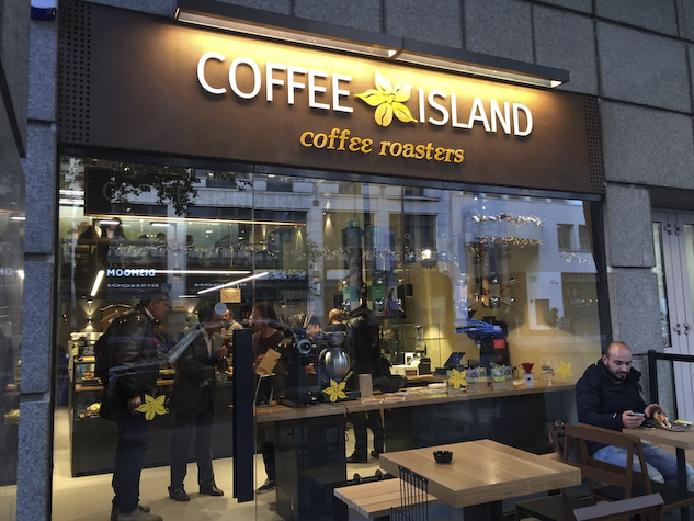 Time For A Personalised Roasting From Coffee Island