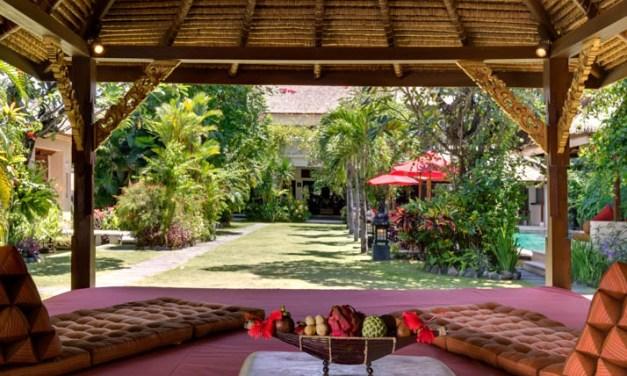 Bask in Villa Kalimaya's crowning glories