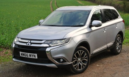 Most EJ readers will love the Outlander's 'X'-appeal