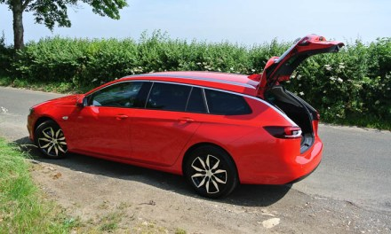 Vauxhall takes Essential Journeyists' space needs into account with GS-T
