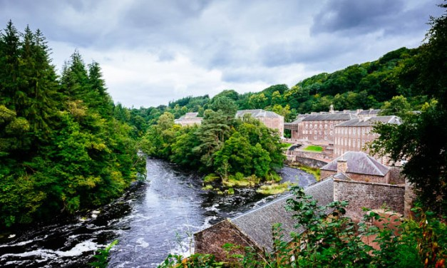 4 STAR accreditation for New Lanark Mill Hotel