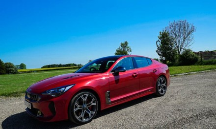 Kia Stinger takes 'gran turismo' to the next level