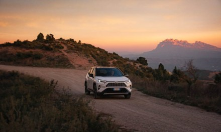 Introducing the new Toyota RAV4 Hybrid